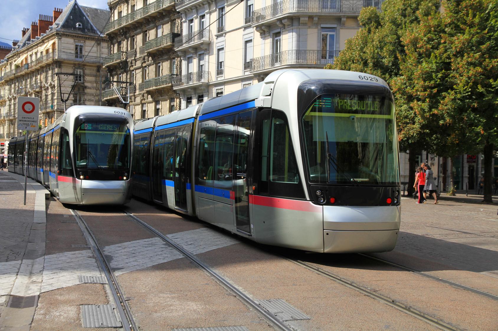 Le tramway et le permis de conduire
